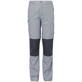 Craghoppers Kiwi Convertible Trousers Kids, gris